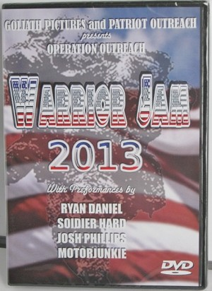 Warrior Jam 2013 CD